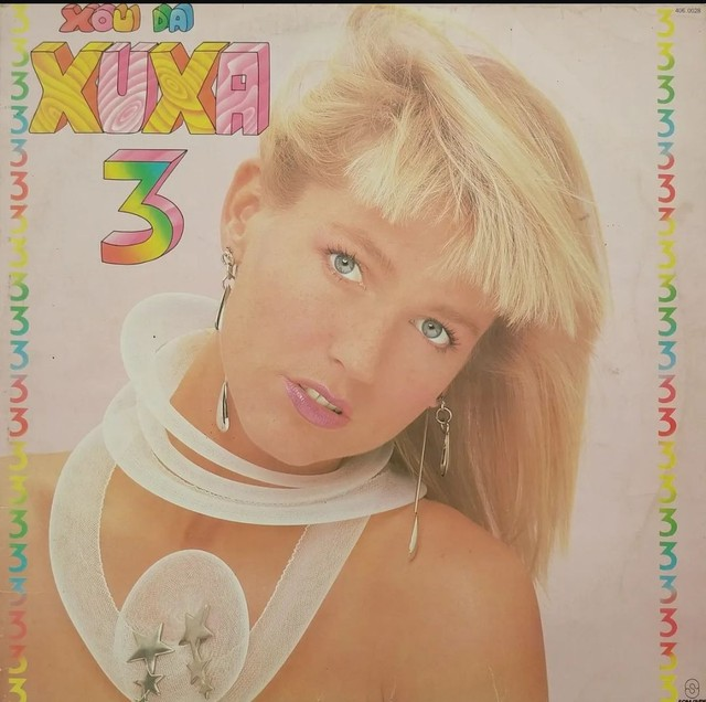 Lote Com 7 Lp (disco De Vinil) Da Xuxa - Foto 3