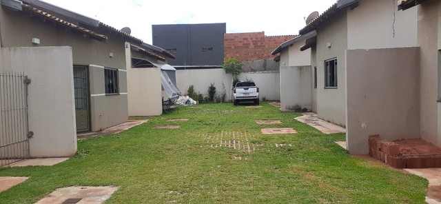 vendo casa em condominio bairro j. noroeste R$ 110.000,00