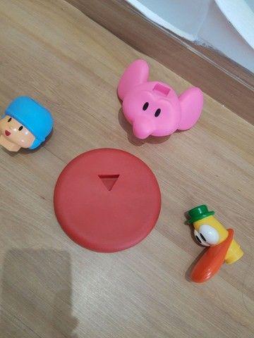 Brinquedo de montar Pocoyo - Foto 2