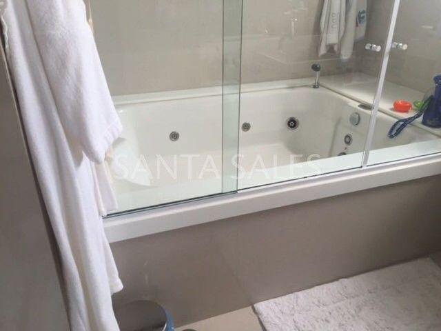 Apartamento para alugar com 4 dormitórios em Campo belo, São paulo cod:SS36181 - Foto 18