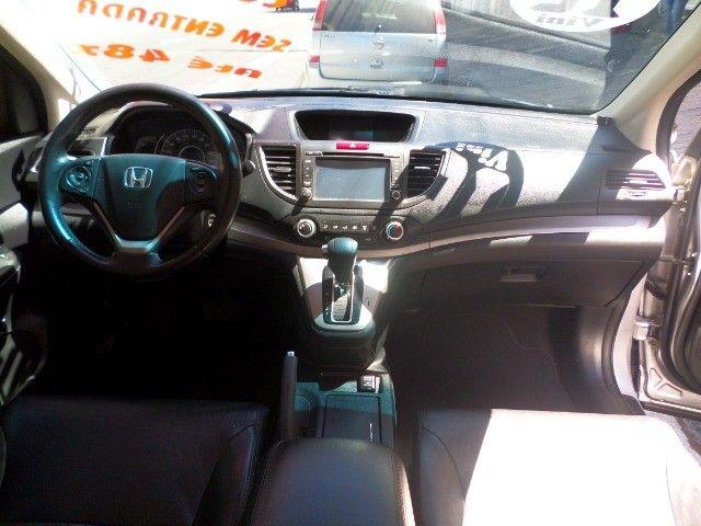 Honda Cr-V Lx 2.0 Automática 2012/2012 - Foto 8