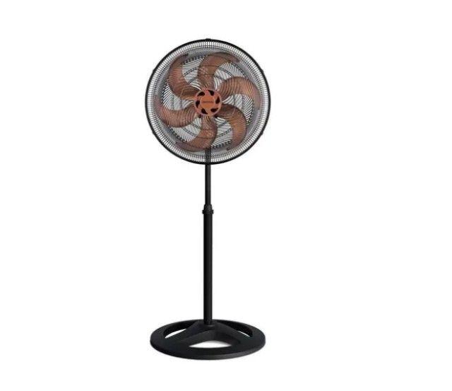 Ventilador De Coluna Ventisol Turbo  Preto 40cm 220v - Foto 3