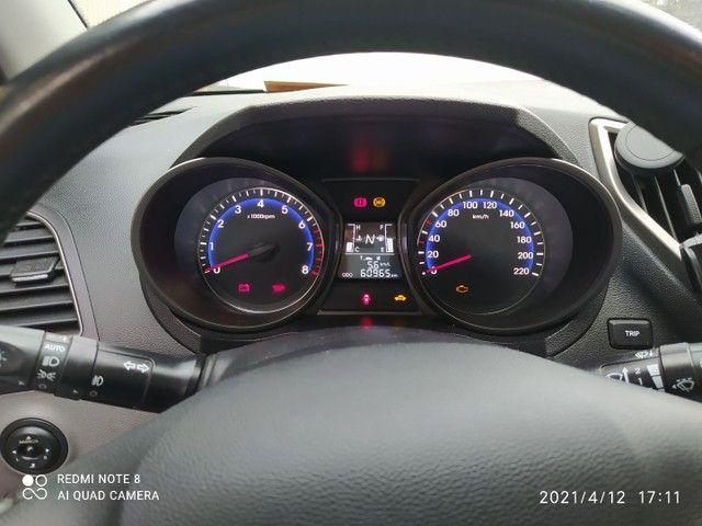 Hyundai  Hb20 Premium 1.6 Automático, Couro  2015  Ocasião !!!!!!!! - Foto 12