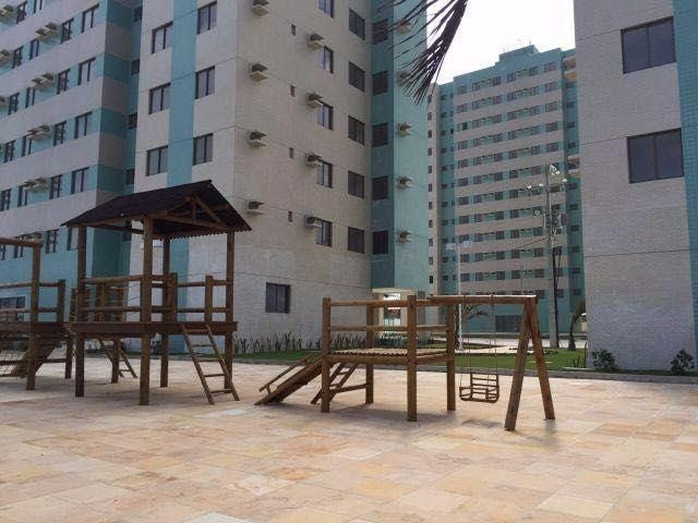 Vendo apto no condominio residencial Via Costeira rl - Foto 7
