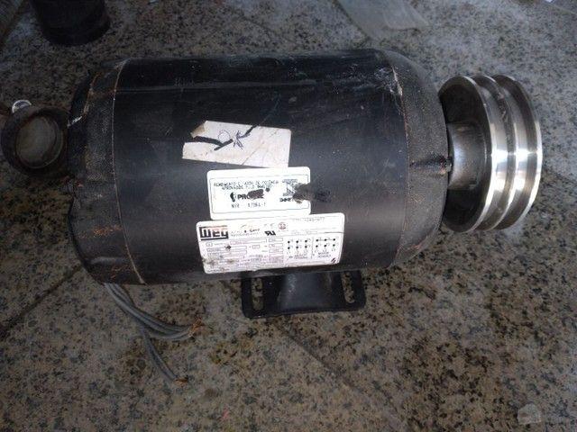Motor trifásico 2cv - Foto 2
