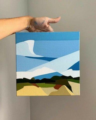 Pinturas abstratas  - Foto 4