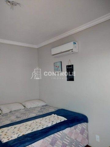 (Ri)Ótimo apartamento vista mar, 101m2 com 3 dormitórios sendo 1 suíte em Barreiros - Foto 12