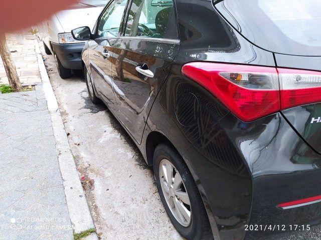 Hyundai  Hb20 Premium 1.6 Automático, Couro  2015  Ocasião !!!!!!!! - Foto 7