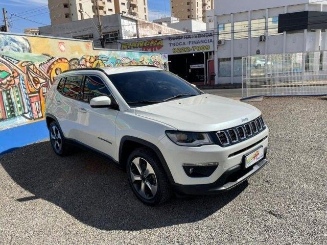 Jeep compass 2018 2.0 16v flex longitude automÁtico - Foto 4