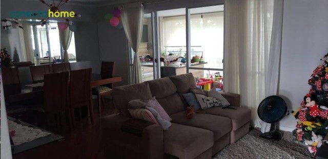 Apartamento com 164 m², 4 dormitórios e 3 Vagas no Tatuapé - Foto 2