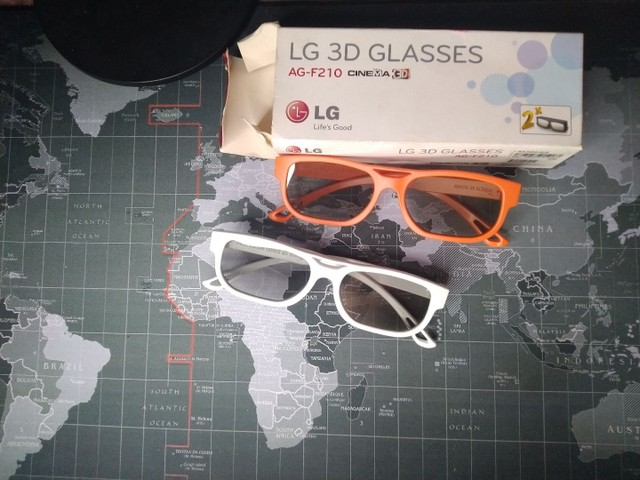 Óculos 3D da LG