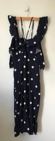 Vestido de poá Midi LezaLez