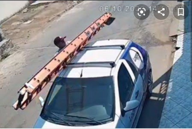 Vende- se rack para carro ( uno, gol , Paraty , courier, etc)  - Foto 2