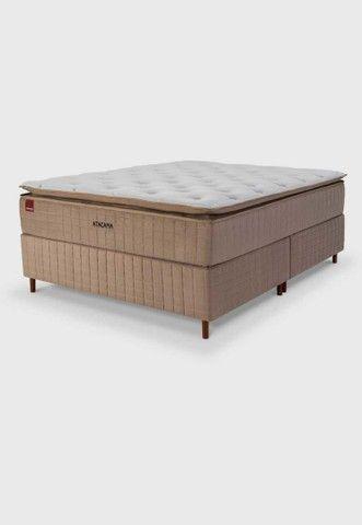 Quarto cama base colchão ZAP *
