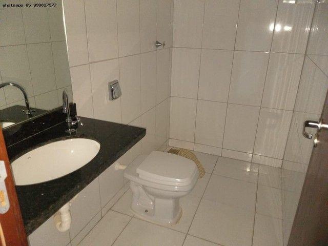 Casa para Venda em Várzea Grande, Ikaray, 3 dormitórios, 1 suíte, 2 banheiros, 2 vagas - Foto 4