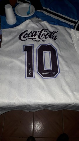 Camisa oficial Grêmio 1994 reserva  - Foto 2