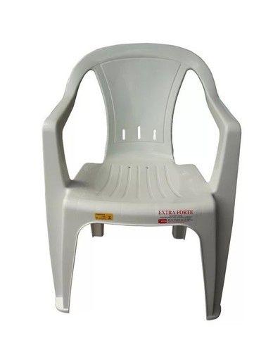 Poltrona - Extra Forte - Certificado Inmetro - Cor Branca