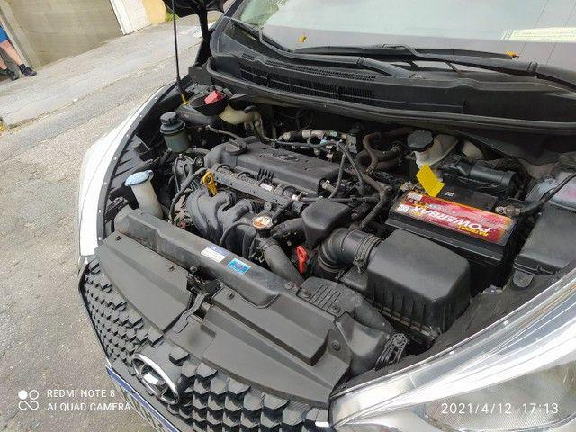 Hyundai  Hb20 Premium 1.6 Automático, Couro  2015  Ocasião !!!!!!!! - Foto 10