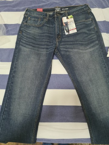 Calça jeans Levis Straus Signature  - Foto 3