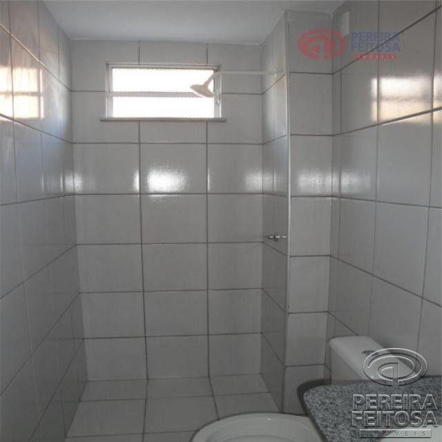 Apartamento com 2 dormitórios para alugar por R$ 950,00 - Cohama - São Luís/MA - Foto 9