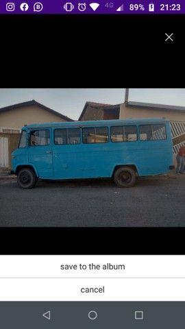 Micro ônibus 608 ano 73  - Foto 4
