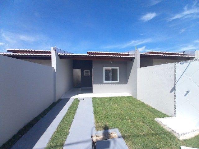 WS casa nova com 2 quartos 2 banheiros com documentação inclusa - Foto 3