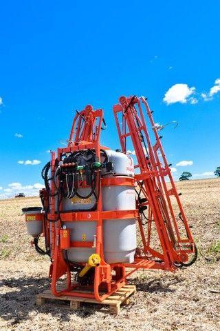 Barras hidráulica e pulverizador. - Foto 4