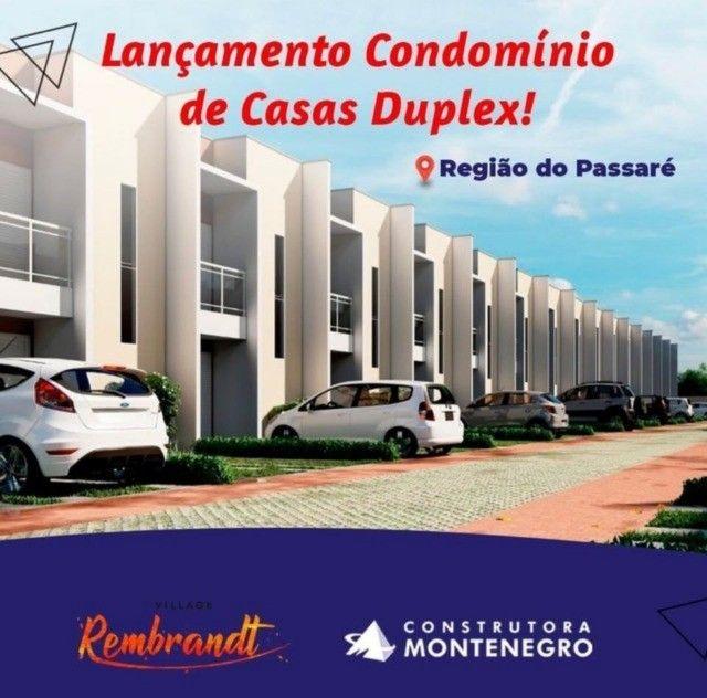 Condomínio de Casas Dúplex em Construçao No Passaré  #am14 - Foto 3