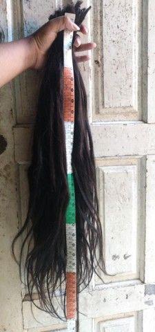 Vendo cabelo humano mil reais