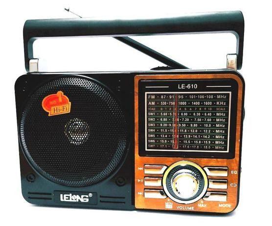 Rádio am fm lelong le-610. - Foto 2