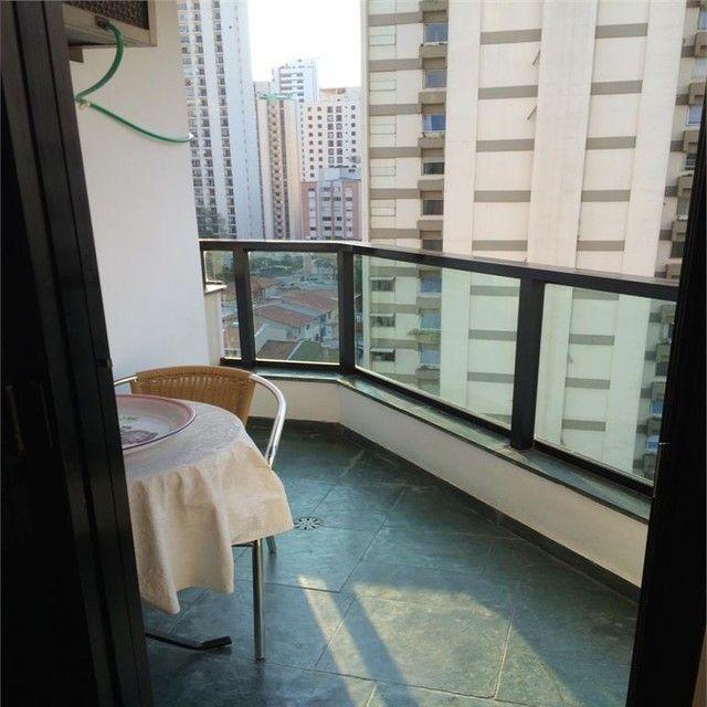 Apartamento residencial para locação, Indianópolis, São Paulo. - Foto 4
