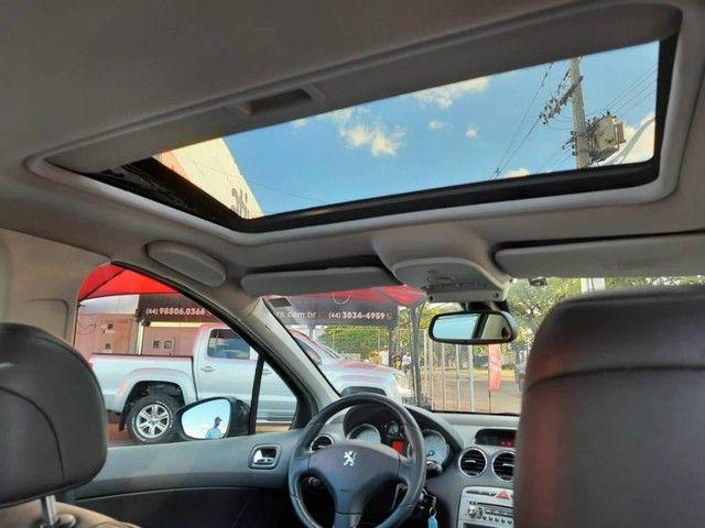 Peugeot 408 FELINE 2.0 AUT. - Foto 12