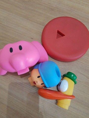 Brinquedo de montar Pocoyo - Foto 3