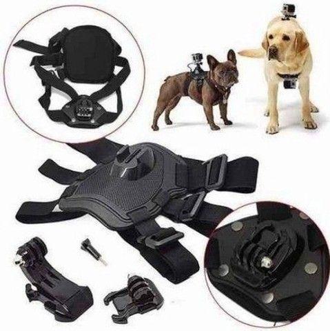 Suporte Elástico Ajustável Base Reguladora Para Cães