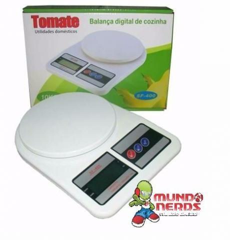 Balança Digital Precisão 1g A 10 Kg Cozinha Dieta Fitness em são luis ma - Foto 3