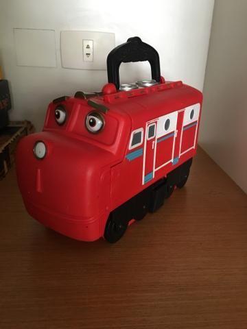 Caixa-trem Chuggington