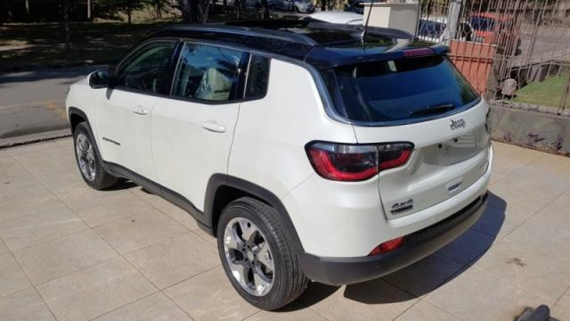 Jeep Compass 2018/2019 2.0 16V Diesel Limited 4X4 Automático - Foto 3