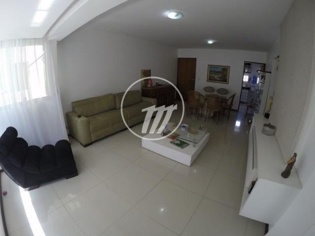 Apartamento com 125 m², 3/4 (sendo 02 suítes), na Ponta Verde. REF: C4052 - Foto 3