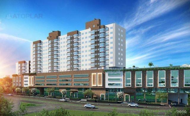 Apartamento com 2 dormitórios à venda, 58 m² por r$ 520.899,49 - centro - balneário cambor