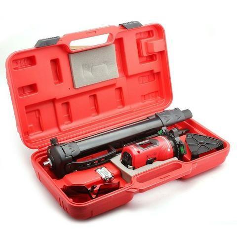 Nível Laser Giratório Com Tripé Profissional - Mtx 350339 - Foto 5