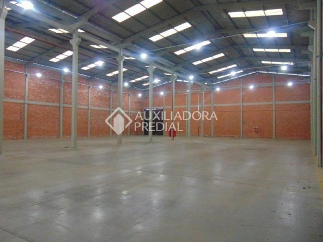 Galpão/depósito/armazém para alugar em Cruzeiro, Cachoeirinha cod:277304 - Foto 6