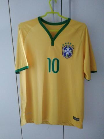 d2d8bc4f45 Camisa do Brasil Seleção Brasileira - Esportes e ginástica - Aracaju ...