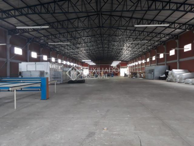 Galpão/depósito/armazém para alugar em Distrito industrial, Cachoeirinha cod:282175 - Foto 9