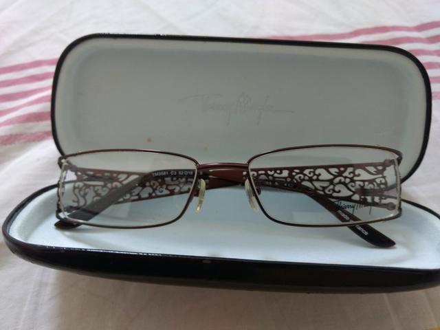 Armação de óculos de grau Thierry Mugler - Bijouterias, relógios e ... 0be42fd965