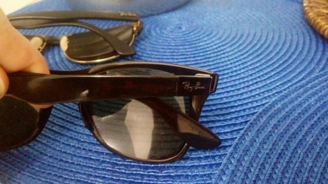 Armação de Oculos Ray Ban original - Bijouterias, relógios e ... 129e0ccccc