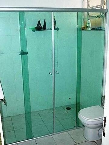 1ad5b5927f8 Temos p PRONTA ENTREGA BOX em vidro temperado incolor Verde fume ...