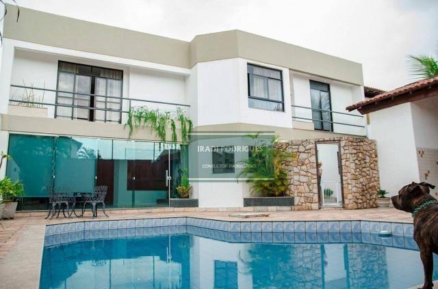 Casa com 4 dormitórios à venda, 380 m² por r$ 2.500.000 - mata da praia - vitória/es