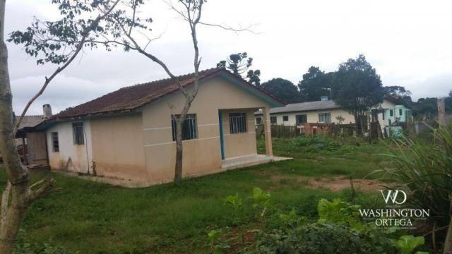 Terreno à venda, 1062 m² por r$ 450.000,00 - borda do campo - são josé dos pinhais/pr - Foto 9