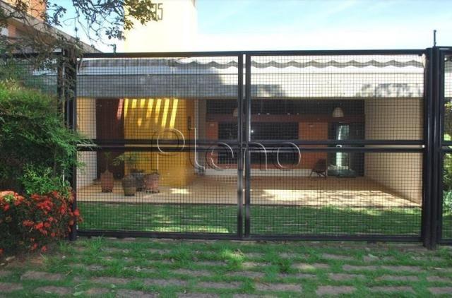 Casa para alugar com 3 dormitórios em Nova campinas, Campinas cod:CA014313