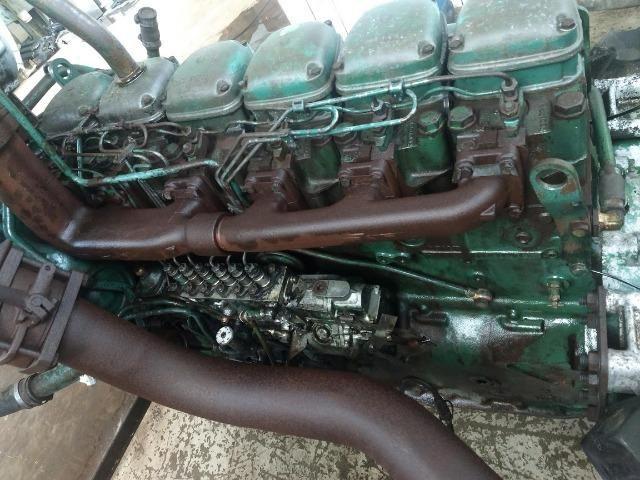 Motor volvo NL 10 - 340 ano 89 - Foto 7